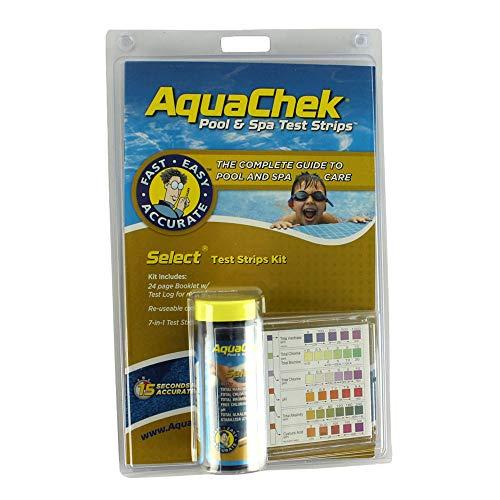 AquaChek 541604A Select Kit Test Strip for Swimming Pools