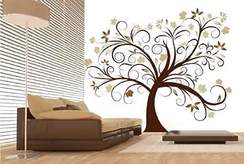 Wandtattoo Baum Zauberbaum Xxxl Aufkleber Baum Wanddeko Wandsticker