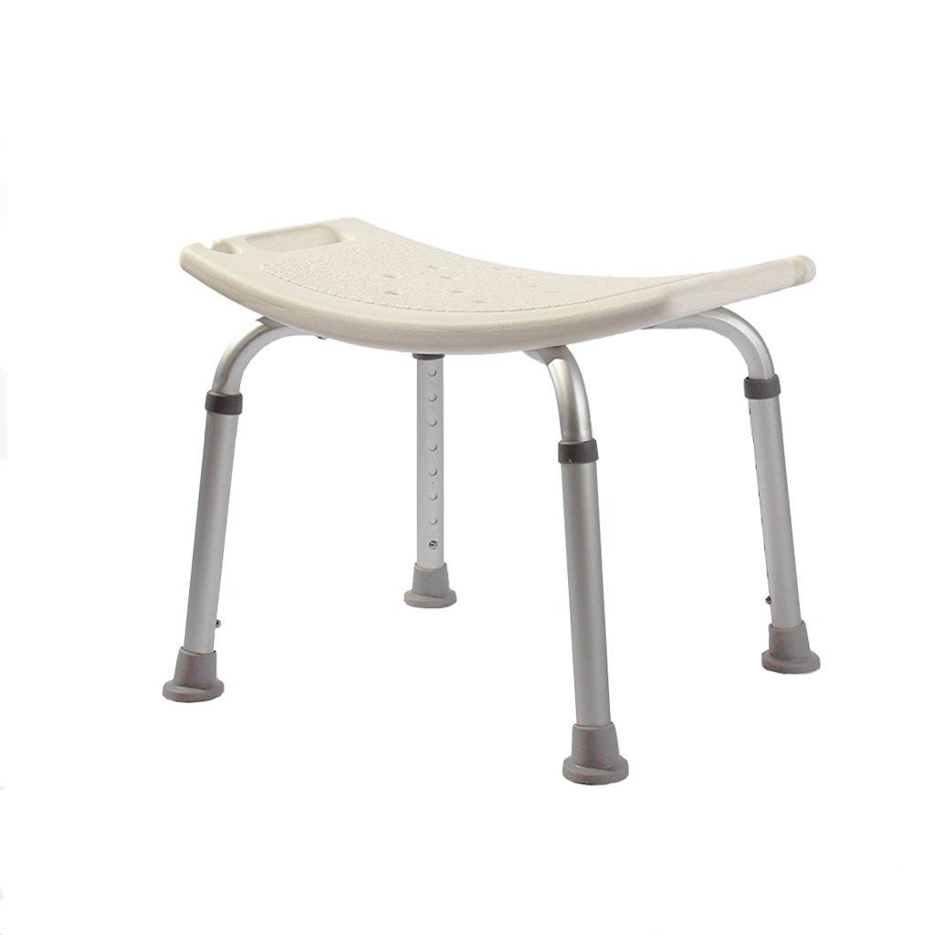 シャワーの椅子高齢者のためのバスチェアアルミニウム合金ノンスリップバスルームシャワーチェアシャワーチェア妊娠中の女性水着 (サイズ さいず : E) B07DFD9FJV E  E