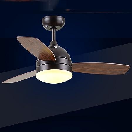 4248 Pouces Ventilateur De Plafond Retro Fan Lumière Simple