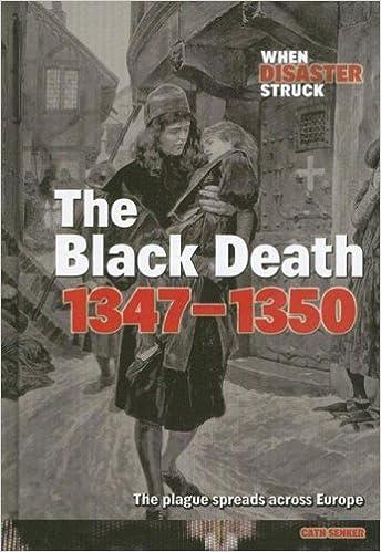 The Black Death 1347-1350 (When Disaster Struck): Cath Senker:  9781410922786: Amazon.com: Books