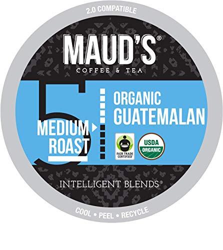 Organic Guatemalan Coffee Recyclable Fair Trade