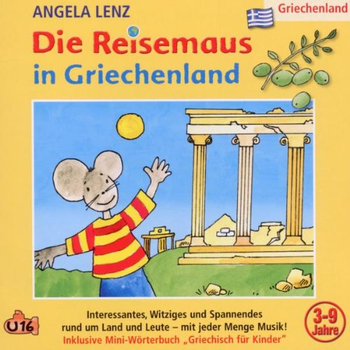 Price comparison product image Die Reisemaus In Griechen