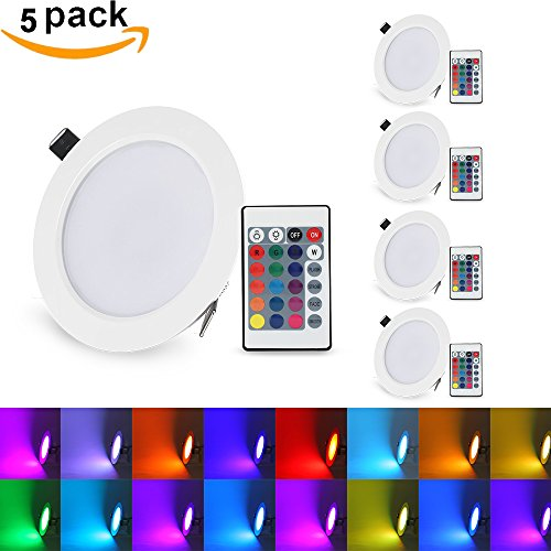 Color Changing Led Recessed Lighting - 7