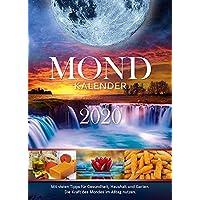 Mondkalender 2020: Die Kraft des Mondes im Alltag nutzen