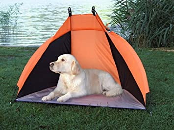 Kerbl Sun Protection Tent for Dogs 130 x 85 x 90 cm & Kerbl Sun Protection Tent for Dogs 130 x 85 x 90 cm: Amazon.co.uk ...