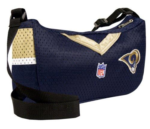 NFL St. Louis Rams Jersey Purse (Jersey Womens Rams Louis)