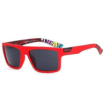 LBY Gafas De Sol Deportivas Polarizadas para Hombres Europa Y Estados Unidos Gafas De Sol Coloridas