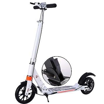 LJHBC Patinete No eléctrico Scooter de 2 Ruedas con una Sola ...