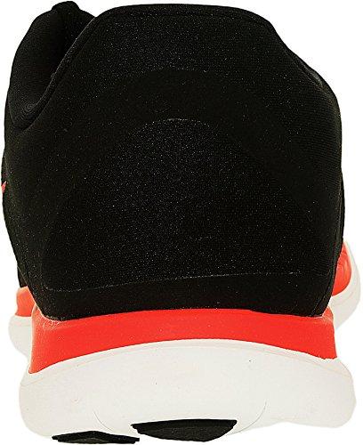 Nike Free 4.0 V4 Chaussures De Course Pour Hommes Modèle 642197 140 Noir / Bright Crimson-white