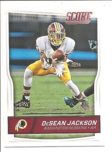 DeSean Jackson Washington Redskins 2016 Panini Score Football Card  328 7a4ed2a9b