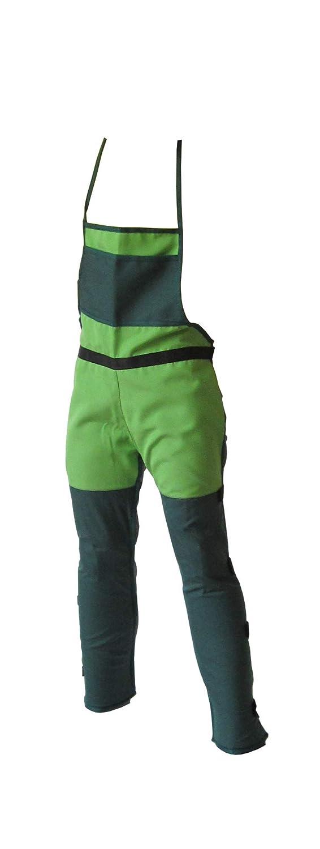 II 6412 Peto protector para desbrozadora, Verde, 35x29x6 cm ...