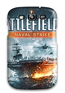 Larry B. Hornback's Shop New Style 3777031K92494178 Pretty Galaxy S3 Case Cover/ Battlefield 4 Naval Strike Series High Quality Case