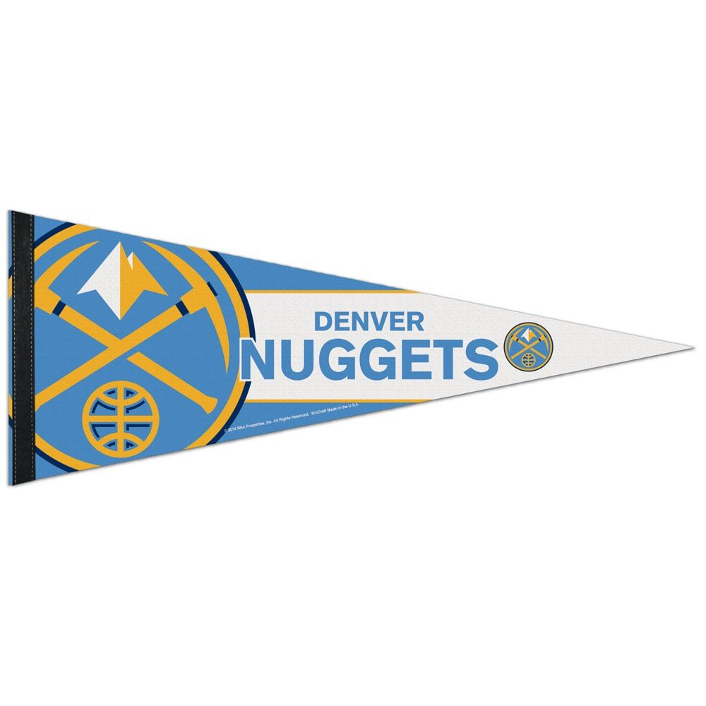WinCraft Denver Nuggets Big Logo Premium NBA Wimpel 69586014