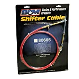 B&M 80605 5' Long Performance Shifter Cable