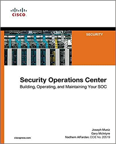 Amazon security operations center building operating and amazon security operations center building operating and maintaining your soc ebook joseph muniz gary mcintyre nadhem alfardan kindle store fandeluxe Images