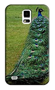 Peacock Hard Back Shell Case / Cover for Samsung Galaxy S5