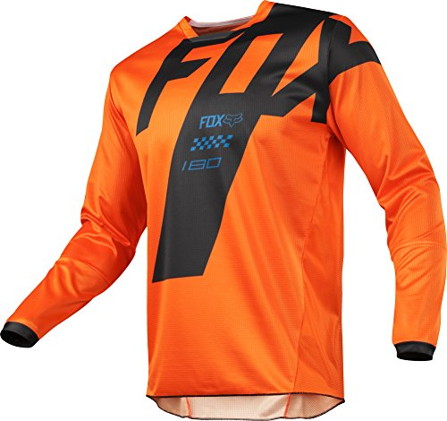 Fox Racing 2018 Youth 180 MASTAR Jersey Orange M by Fox Racing