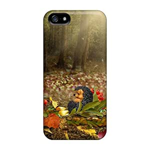 Cases For Iphone 5/5s With Preparing For Winter