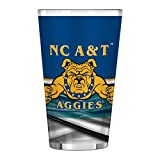 NCAA North Carolina A&T Aggies Field Pint, 16-ounce