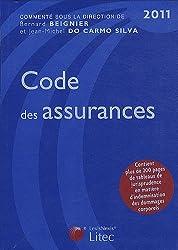 Code des Assurances 2011 : Contient plus de 200 pages de tableaux de jurisprudence en matière d'indemnisation des dommages corporels