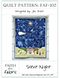 Silent Night: Christmas Nativity Quilt Pattern