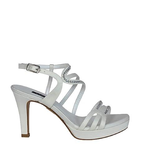 Albano sandalo donna elegante con tacco