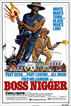 Posterlounge Acrylic print 20 x 30 cm: boss nigger