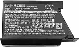 Batería para Robot-Aspirador LG Modelo EAC60766102: Amazon.es: Electrónica