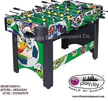 Football Brazil Table