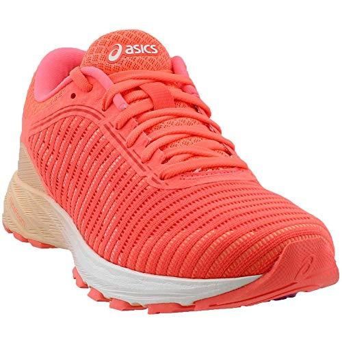 ASICS Women's Dynaflyte 2 Coral/White/Apricot 9.5 B US