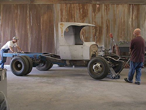 Antique Tow Truck -