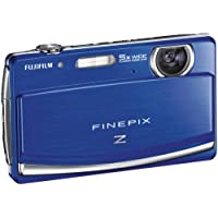 Fujifilm Finepix 600009035 14 MP Touchscreen Digital Camera with 5x Optical Zoom (Blue)