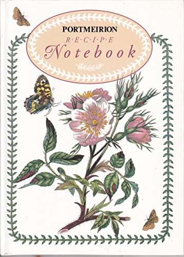 Portmeirion Recipe Noteb
