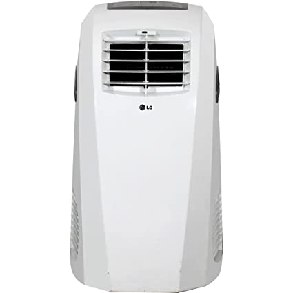 LG Electronics LP0910WNR 9,000 BTU Portable Air Conditioner With Remote  Control   White