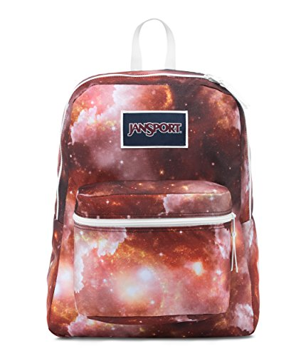 JanSport Women's Overexposed Multi Red Galaxy One Size