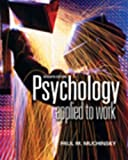 Psychology Applied to Work, Muchinsky, 0534596312
