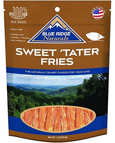 Blue Ridge Naturals - Sweet Tater Fries, 1 lb. (2 Pack) by Blue Ridge Naturals