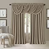 Best Home Fashion Blackout Curtains 95s - Elrene Home Fashions Blackout Energy Efficient Room Darkening Review