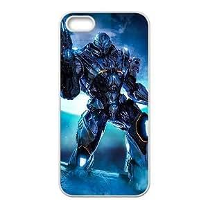 iPhone 5 5s Cell Phone Case White Section 8 Custom DSANJIKBH6501