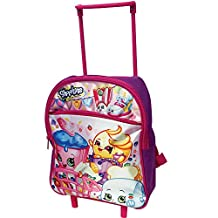 Shopkins Rolling Backpack, 12 Inch