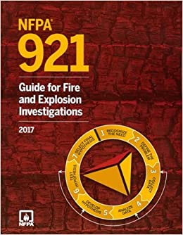 NFPA 921 2017: Guide for Fire and Explosion Investigations: National Fire Protection Association: 9781455916023: Amazon.com: Books