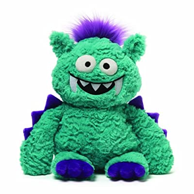 Gund Monsteroos Winger The Turquoise Monster Chaser Plush