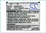 Cameron Sino Rechargeble Battery for HP iPAQ hx2415