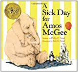 img - for A Sick Day for Amos McGee book / textbook / text book