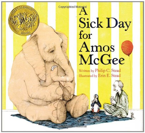A Sick Day for Amos McGee - Store Amo