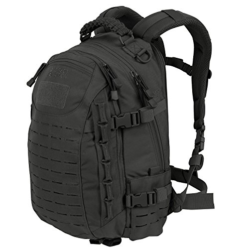 Direct Action Dragon Egg Mk II Tactical Backpack Black
