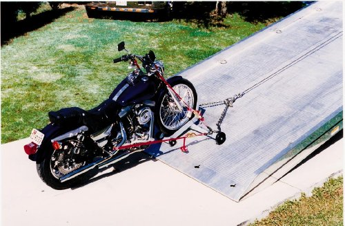 Motorcycle Carrier Box - 3
