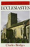 Ecclesiastes (Geneva Series of Commentaries)