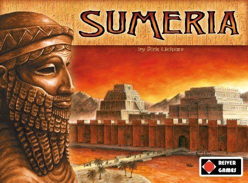 Sumeria Board Game by Reiver Games
